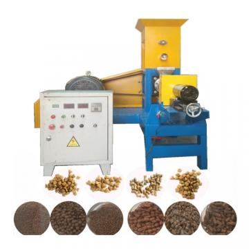 Pet Food Pellet Processing Line Dog Feed Machine