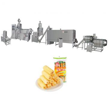 Corn Snack Food Machine/Snack Food Making Machine/Puffed Corn Snack Food Extruder