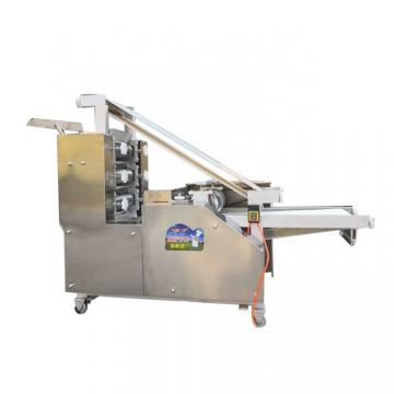 Conveyor Belt Tortilla Pressing Making Machine for Pita Roti Bread Chapati