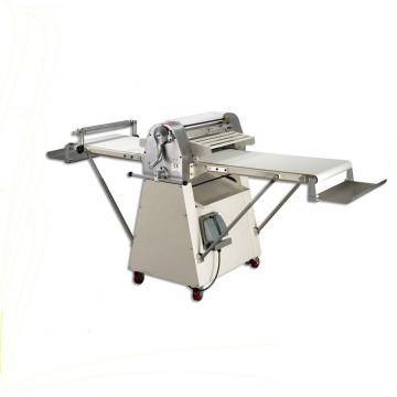 Pizza Croissants Pastry Dough Sheeter Roller Machine