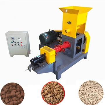 Dry Pet Dog Food Processing Line Animal Feed Machine