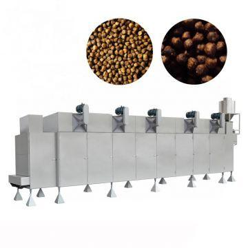 Small Animal Pet Cat Fish Food Making Extruder Floating Fish Feed Pellet Machine