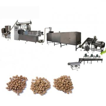 Chinese Tilapia Salmon Fish Pet Food Feed Making Machinery (WSP)