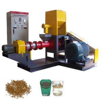 150kgs Floating Fish Feed Pellet Making Machine/ Aquatic Fish Small Dog Food Extruder Machine