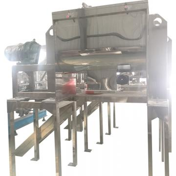 Animal Floating Fish Feed Meal Pellet Dryer Machine