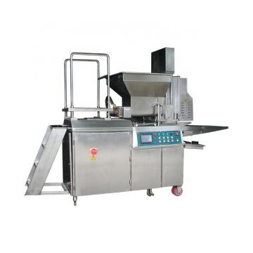 New Type Hamburger Paper Box Making Machine