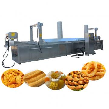 Electric Heating Automatic Potato Chips French Fries Vegetable Tempura Frying Machine