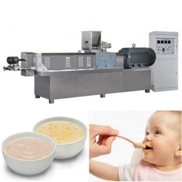High Capacity Nutritional Powder Baby Food Making Machine