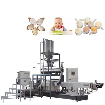 Nutrition Black Rice Powder Instant Baby Food Making Machine with High Quality