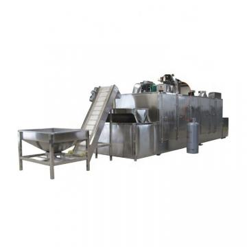 Industrial Plastics Fabrics Hot Air Dryer with Mesh Belt Drying Machine