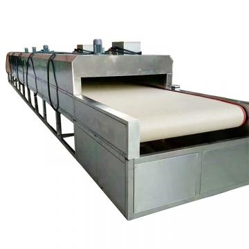 Vacuum Belt Type Microwave Dryer