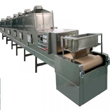 Industrial Conveyor Mesh Belt Dryer with Multi Layers