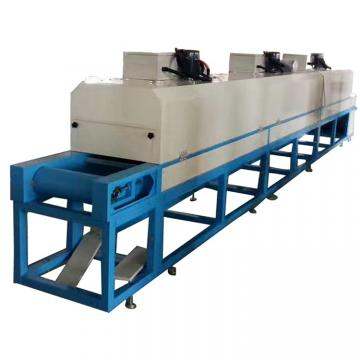 Efficient Industrial 5-Layer Hot Air Conveyor Belt Drying Machine/Multilayer Belt Dryer
