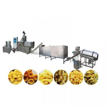 Double Screw Extruder Inflating Snacks Food Processing Line (LT65, LT70, LT85)