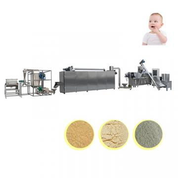 Multi Functional New Condition Baby Food Making Machine Nutrition Porridge Tapioca Starch Making Machine
