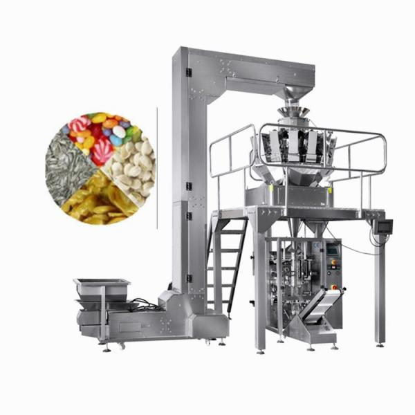 Popcorn Weighing Food Detergent Powder Packing Machine